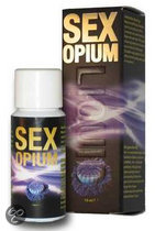 Sex Opium Liquid - 10 ml - Libido Stimulerend Middel