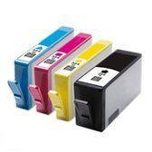 HP 364 XL / SD534EE voordeelset 4 cartridges (compatible)
