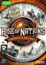 Rise Of Nations, Thrones And Patriots - Windows