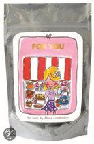 Blond Amsterdam Tea card 'For you' (groene thee citroen)