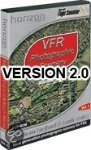 pc DVD-ROM VFR Photographic Scenery Generation X v2.0, Vol. 1: Southern England & South Wales