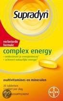 Supradyn Complex Energy - 35 Tabletten  - Multivitamine