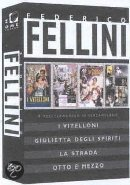 Fellini Box (4DVD)
