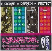 Wrapstar Skin Wii-Mote & Chuk Camo
