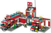 LEGO City Hoofdkwartier Brandweer - 7945