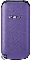 Samsung E1190 - Paars - Vodafone prepaid telefoon