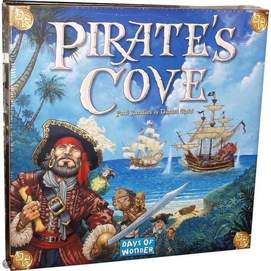 Pirate's Cove - Bordspel