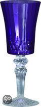 Baci Milano Chic & Vip Wijnglas - Paars - Set van 6 stuks