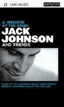 Jack Johnson - Live At The Greek UMD