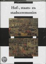 Hof-, staats- en stadsceremonies = Court, state and city ceremonies