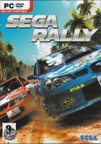 Sega Rally (DVD-Rom) - Windows