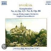 Dvorak: Symphonies nos 3 & 6 / Gunzenhauser, Slovak PO