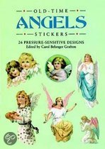 Old-Time Angels Stickers