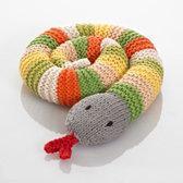 Pebble rammelaar slang - Groen