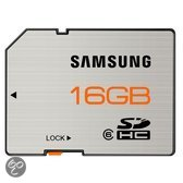 SD 16GB Secure Digital Class 6 R24/W13