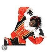 Zwarte Pieten handschoenen voor volwassenen