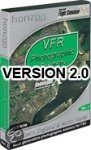 pc DVD-ROM VFR Photographic Scenery Generation X v2.0  Vol. 3: Northern England + North Wales