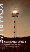 Gerrit Komrij's Nederlandse Poezie van de 19de tot en met de 21ste eeuw in 2000 en enige gedichten