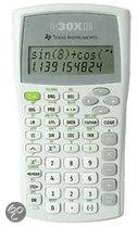 Texas Instruments TI30 X IIB - Wetenschappelijke Rekenmachine