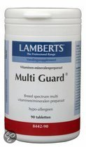 Lamberts Multi Guard - 90 Tabletten - Multivitamine