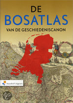 De Bosatlas van de Geschiedeniscanon