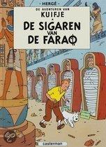 De avonturen van Kuifje en de sigaren van de farao