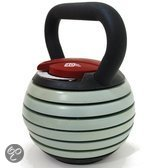 Focus Fitness - Kettlebell - Verstelbaar - 3 kg t/m 18 kg
