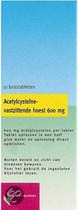 Healthypharm Acetylcysteine 600 mg - 10 Tabletten - Bruistabletten