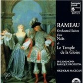 Rameau: Orchestra Suites from Nais & Le Temple / McGegan