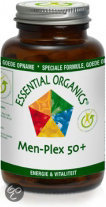 Essential Organics Men-Plex 50+ - 90 Tabletten - Multivitamine