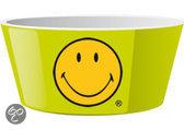 Zak!Designs Smiley Classic Ontbijtkommetje - 15 cm - Groen - Set van 6 stuks