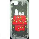 Hard Case Sleeping Peanuts voor Apple iPhone 5/5S