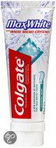 Colgate Tandp Max White - 75 ml - Tandpasta