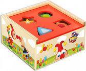 Bambolino Toys Vormenstoof - Hout
