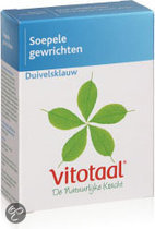 Vitotaal Duivelsklauw - 90 Capsules - Voedingssupplement