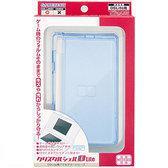 Gametech Crystal Case DS Lite - Blauw