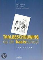 Taalbeschouwing Op De Basisschool