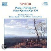 Spohr: Piano Trio, Piano Quintet / Hartley Piano Trio