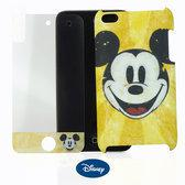 Disney Clip Case iPod Touch 4G Hardcase Mickey Mouse Sunburst