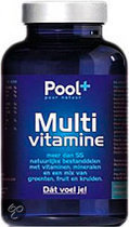 Pool Plus Multivitaminen - 60 Tabletten - Multivitamine