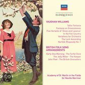 Vaughan Williams: British Folk song Arrangements