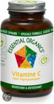 Essential Organics® Vit C 1500 mg Hypo-all - 75 Tabletten - Vitaminen