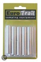 Eurotrail Fiberglass Joint - 9.5 mm - 10 stuks