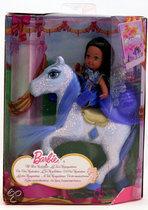 Barbie en de Drie Musketiers - Mini Musketier Blauw