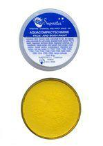 Aqua schmink geel 16gr