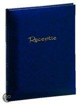 Receptiealbum BASICLINE blauw