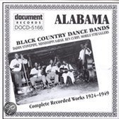 Alabama Black Country Dance Bands 1