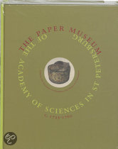 Papermuseum of the Petersburg Academy of Science 1725-1760 + DVD