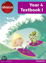 Abacus Year 4 Textbook 1