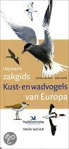 Haymann's Zakgids kust- en Wadvogels van Europa